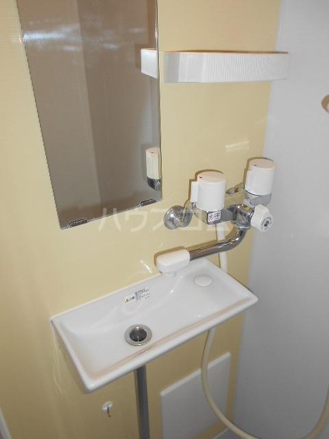 パークサイド 202号室の洗面所