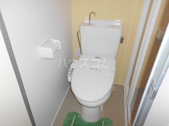 パークサイド 202号室のトイレ