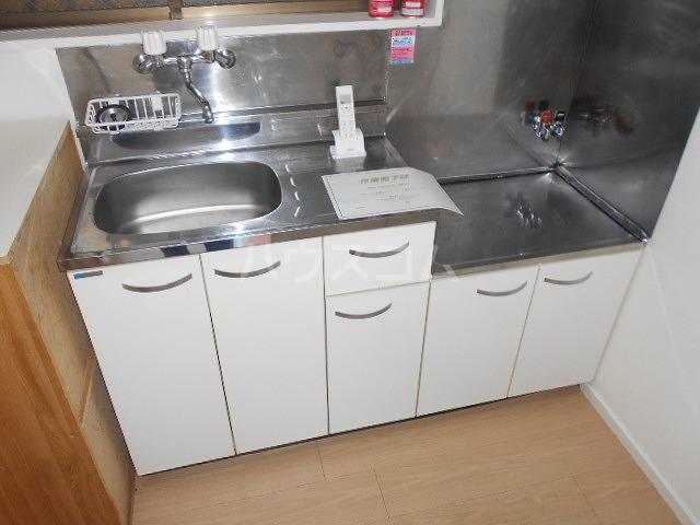 パークサイド 202号室のキッチン