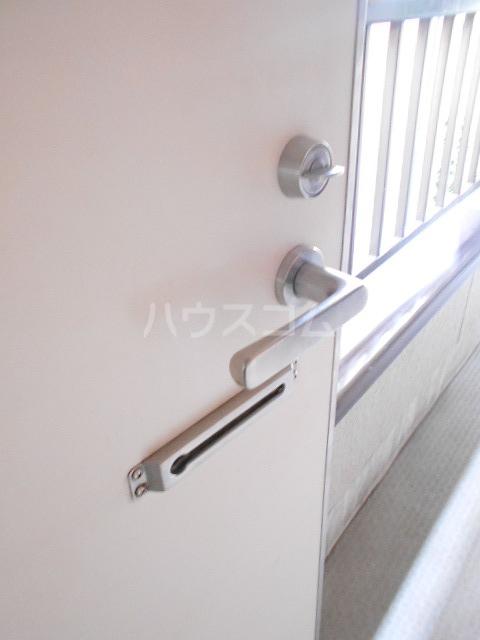 パークサイド 203号室のセキュリティ