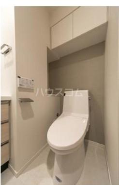 パークアクシス自由が丘テラス 212号室のトイレ