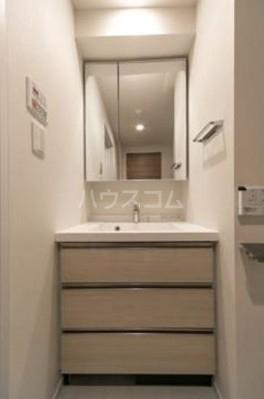 パークアクシス自由が丘テラス 303号室の洗面所