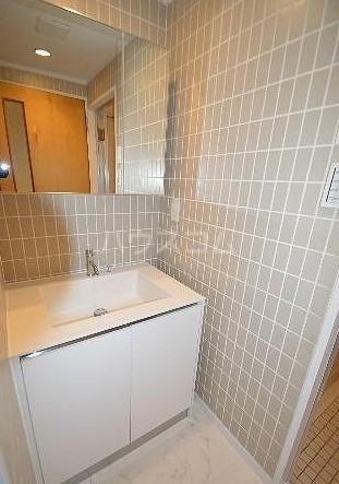 SOCIETY 柿の木坂 WEST STAGE 102号室の洗面所
