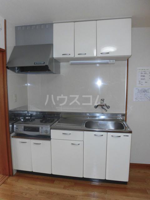 スターハイツ 101号室のキッチン