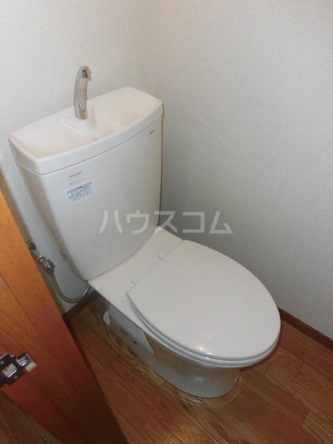 スターハイツ 101号室のトイレ