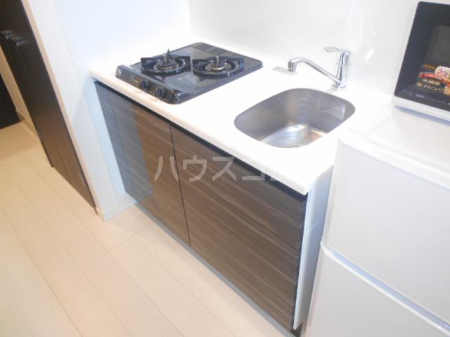 グランヴァン駒沢大学 602号室のキッチン