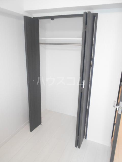 グランヴァン駒沢大学 602号室の収納