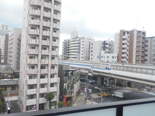 グランヴァン駒沢大学 602号室の景色