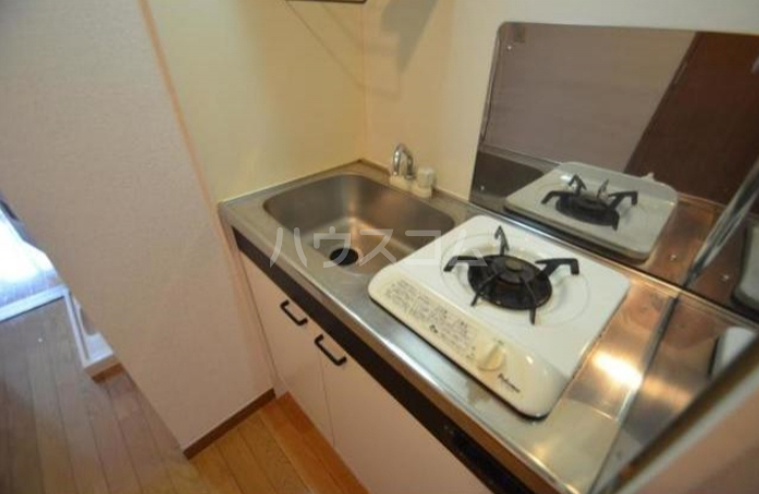 セント・ティアラ 601号室のキッチン