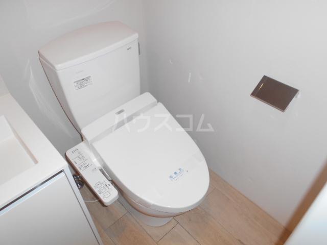 ノゾミテラス 101号室のトイレ