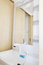 八雲フラット 401号室の風呂