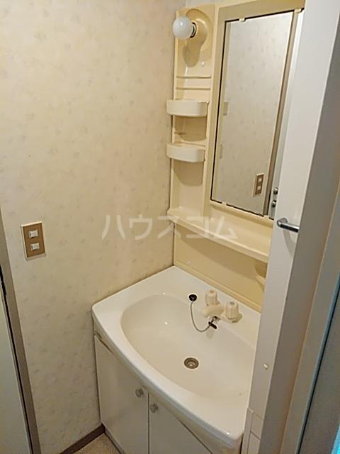DUEX PRISM 3C号室の洗面所