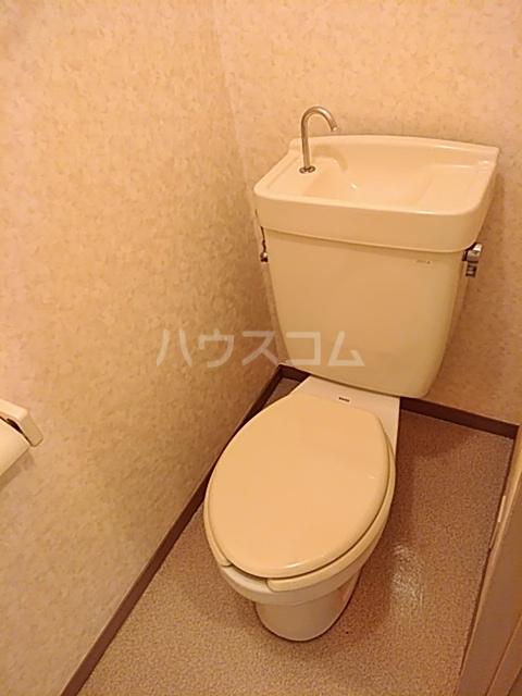 DUEX PRISM 3C号室のトイレ