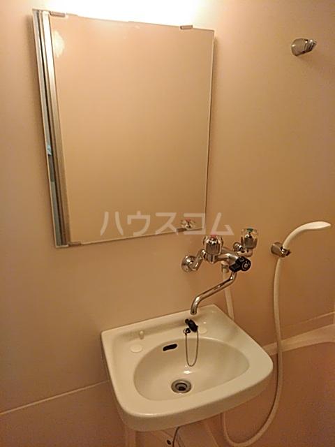 メゾン・ド・ワイズ 102号室の洗面所