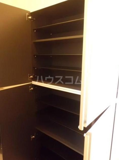 グランデュオ駒沢Ⅱ 104号室の収納