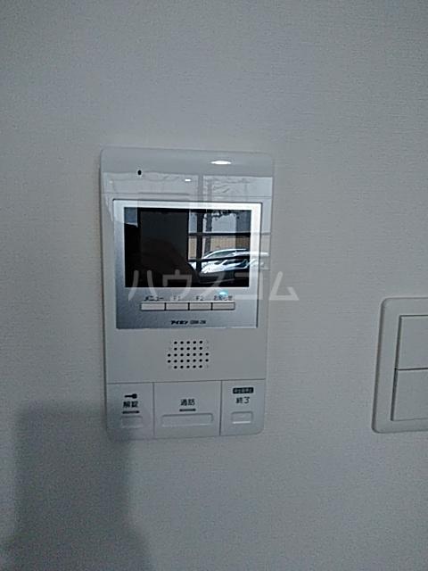 コンポジット上野毛 203号室のセキュリティ