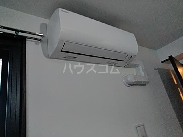 コンポジット上野毛 203号室の設備