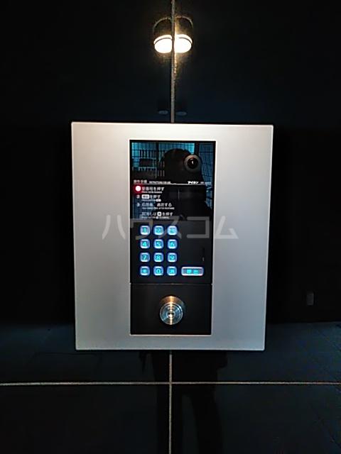 コンポジット上野毛 401号室のセキュリティ