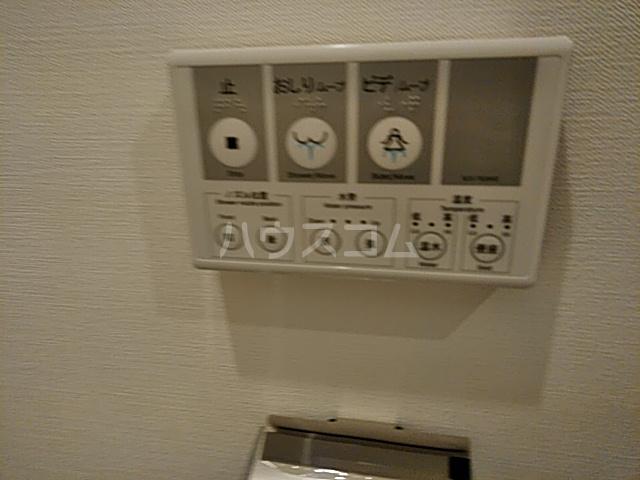 コンポジット上野毛 401号室の設備
