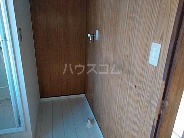 大岡アパート 201号室の設備