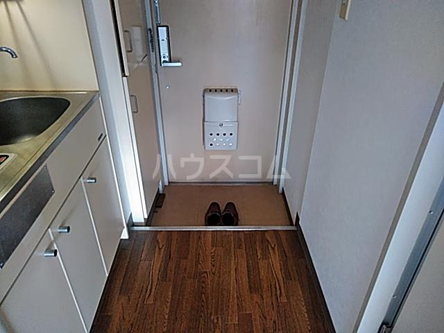 TOP横浜吉野町 407号室の玄関