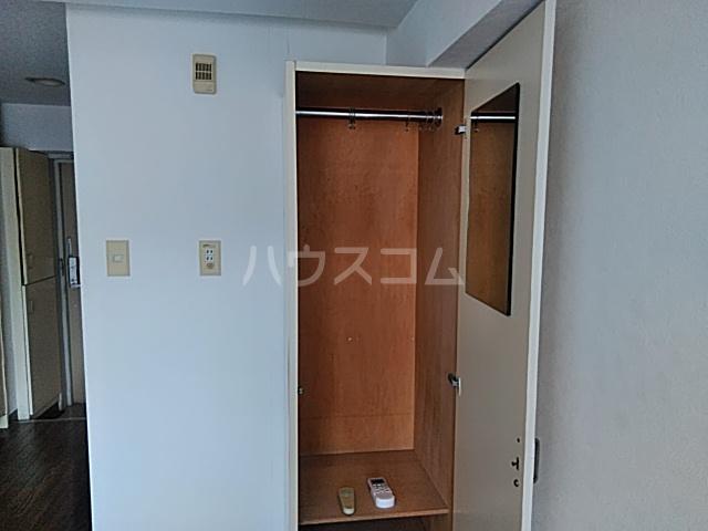 TOP横浜吉野町 407号室の収納
