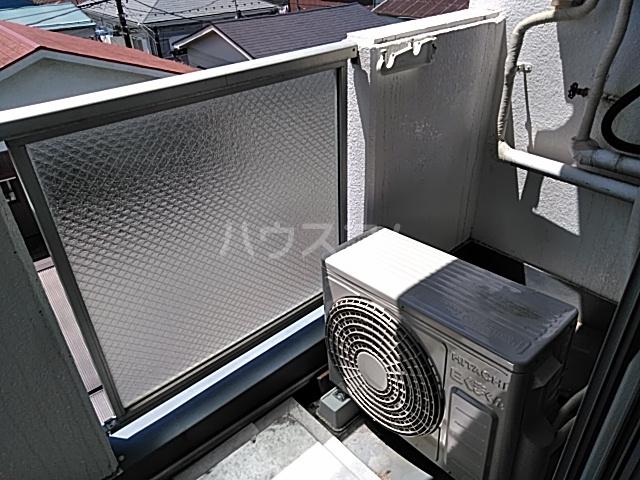 TOP横浜吉野町 407号室のバルコニー
