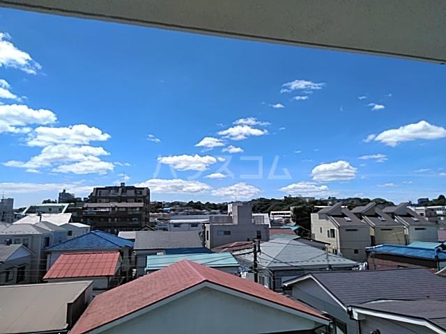 TOP横浜吉野町 407号室の景色