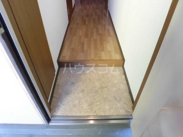 シンフォニーマルナカ 00102号室の玄関