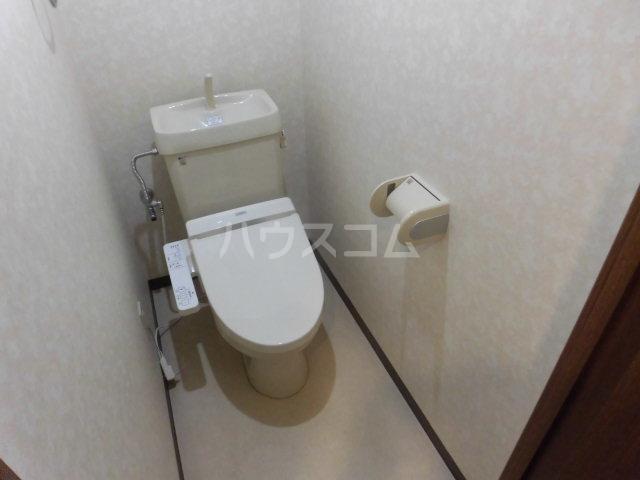 シンフォニーマルナカ 00102号室のトイレ