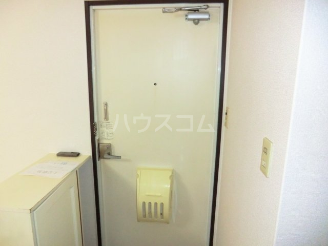 サンシティハイツ東 00203号室のセキュリティ