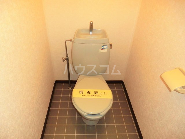 サンシティハイツ東 00203号室のトイレ