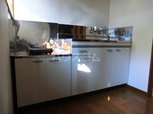 所沢アレイ 00201号室のキッチン