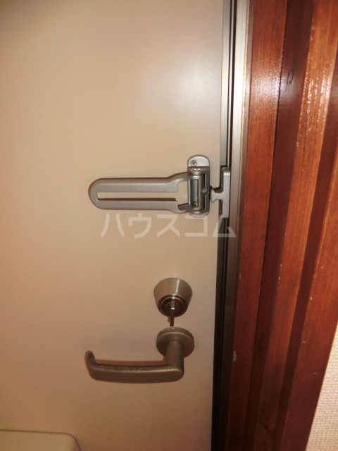 所沢アレイ 00201号室のセキュリティ