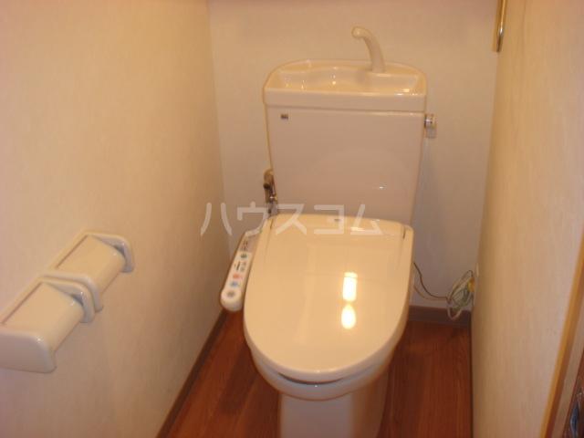 ラ・ルミナス秩父 101号室のトイレ