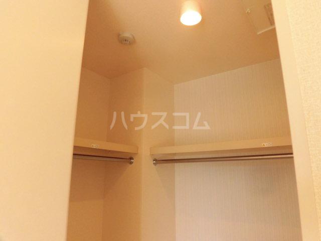 シャルム B 00107号室の収納