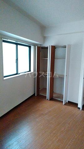 コスモスパジオ浦和常盤 101号室のベッドルーム