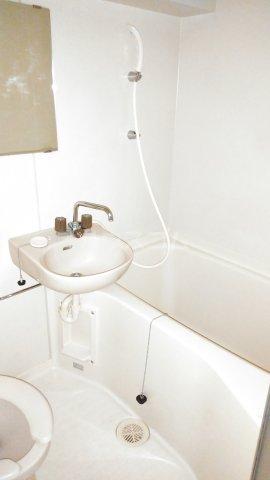 コスモスパジオ浦和常盤 406号室の洗面所