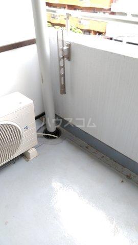 コスモスパジオ浦和常盤 406号室のバルコニー