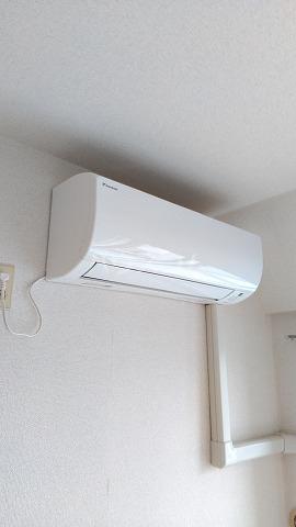 コスモスパジオ浦和常盤 603号室の設備