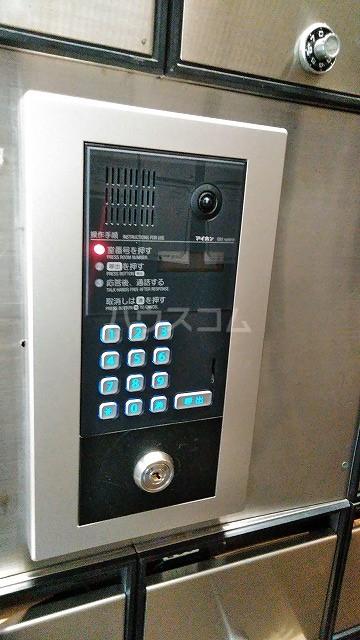 コスモスパジオ浦和常盤 603号室のセキュリティ