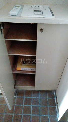コスモスパジオ浦和常盤 603号室の玄関