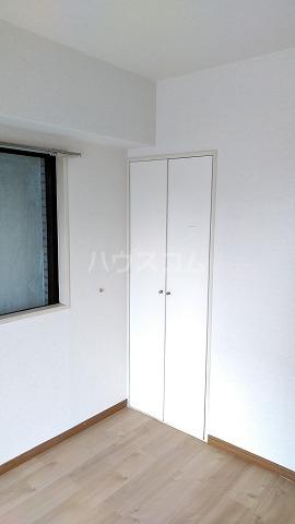 コスモスパジオ浦和常盤 603号室のベッドルーム