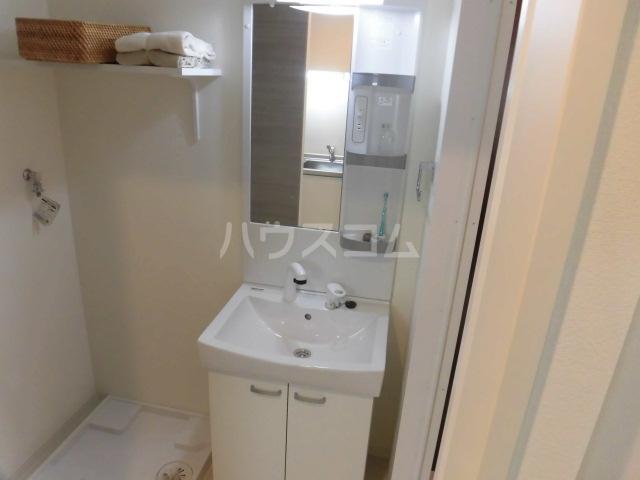ジュエルガーデン 00101号室の洗面所