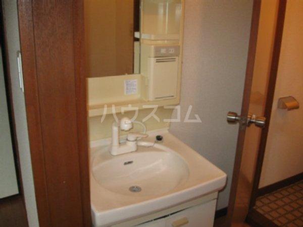 ミタマハイツ2 103号室の洗面所