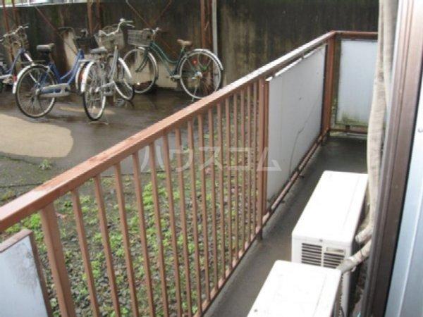 ミタマハイツ2 103号室のバルコニー