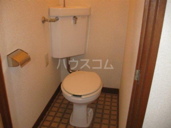 ミタマハイツ2 103号室のトイレ