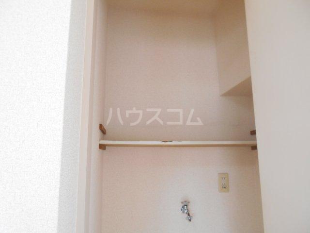 パレ・ドール八王子Ⅲ 201号室の収納