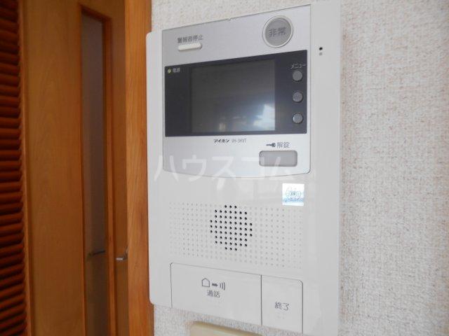 パレ・ドール八王子Ⅲ 201号室のセキュリティ
