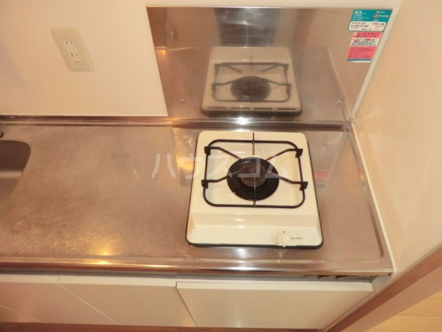 永井ビル 804号室のキッチン